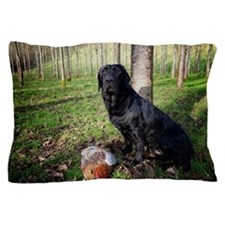Labrador gun dog Pillow Case