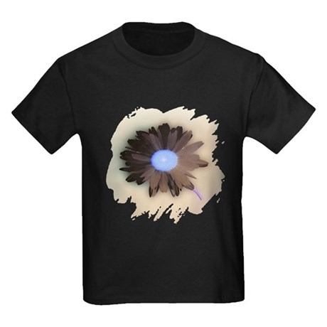 Country Daisy Kids Dark T-Shirt