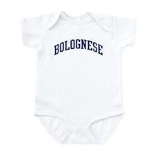 Bolognese (blue) Infant Bodysuit