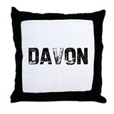 Davon Throw Pillow