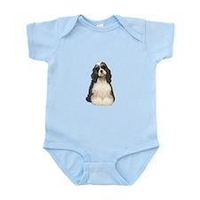 Cocker (parti) Infant Bodysuit