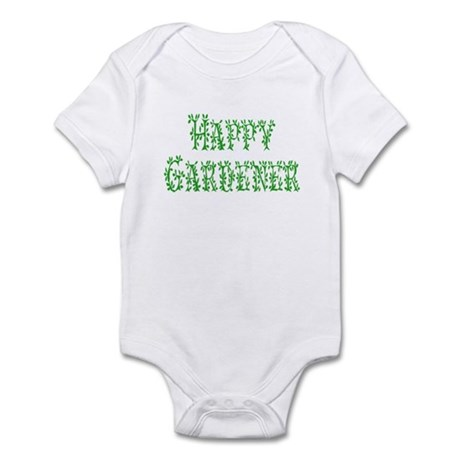 Happy Gardener Infant Bodysuit