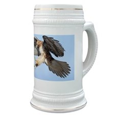 Red-tailed Hawk Stein