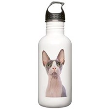 Sphynx Cat Water Bottle