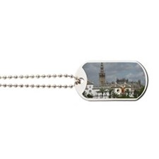 Seville cathedral Dog Tags