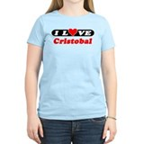 I Love Cristobal T-Shirt