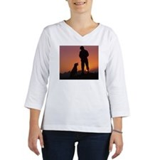 Soldier Women's Long Sleeve Shirt (3/4 Sleeve)