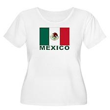 Mexico Flag T-Shirt