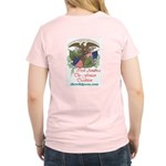 69th NY / Fenian (back) - Women's Pink T-Shirt
