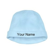 Personalized Your Name Baby Beanie Hat
