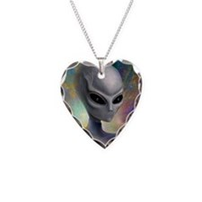 iPhone 4 Slider Case_Alien_Pr Necklace