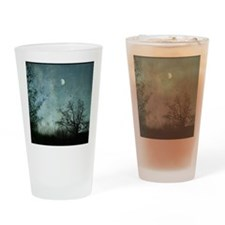 Mysterious night Drinking Glass