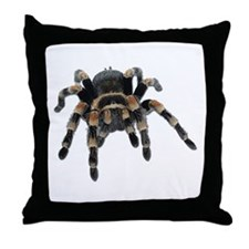 Tarantula Photo Throw Pillow
