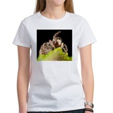 Jumping spider Tee