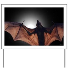 Fruit Bat Yard Sign
