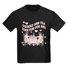 Cookies and Tea T