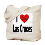 I Love Las Cruces Tote Bag