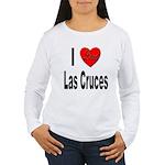 I Love Las Cruces Women's Long Sleeve T-Shirt