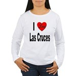 I Love Las Cruces (Front) Women's Long Sleeve T-Sh