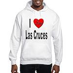I Love Las Cruces Hooded Sweatshirt