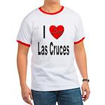 I Love Las Cruces Ringer T