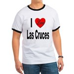 I Love Las Cruces (Front) Ringer T