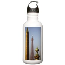 EIFFEL tower and CONCO Water Bottle