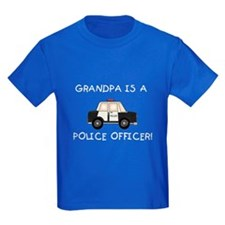 Grandpa Police Officer T