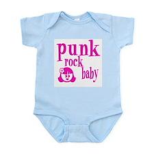 Oh Baby! Punk Rock Baby Onesie