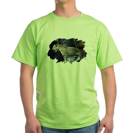 Jaguar Green T-Shirt