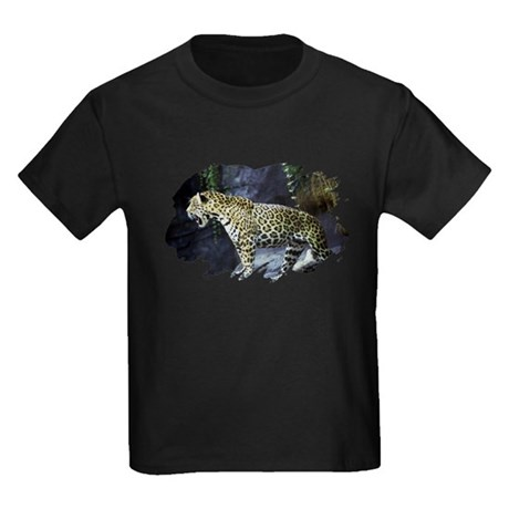 Jaguar Kids Dark T-Shirt