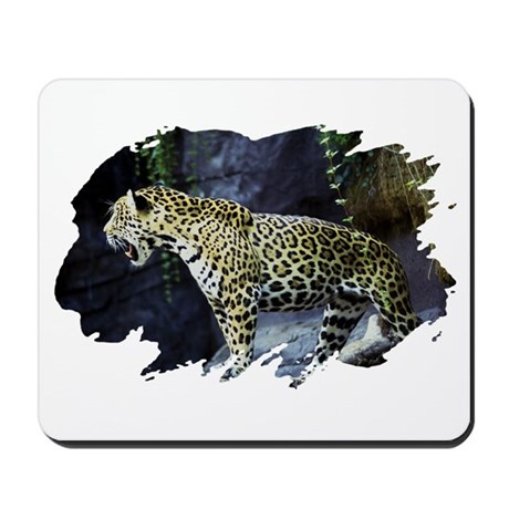 Jaguar Mousepad