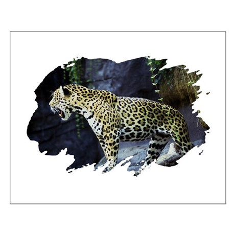 Jaguar Small Poster