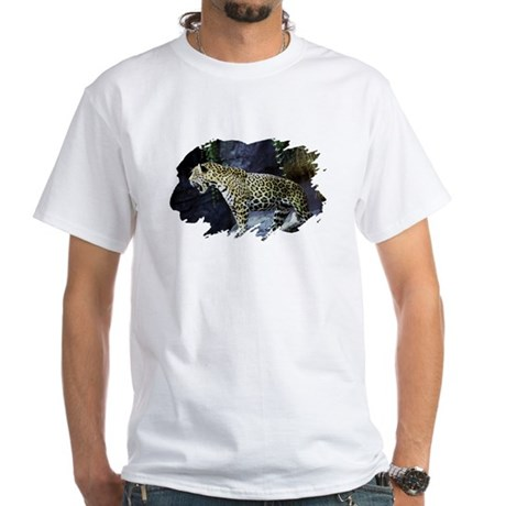 Jaguar White T-Shirt