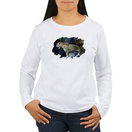 Jaguar Women's Long Sleeve T-Shirt