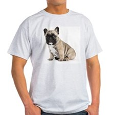 Pedigree French Bulldog Puppy lookin T-Shirt