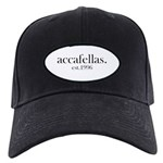 Accafellas Black Cap