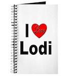 I Love Lodi Journal