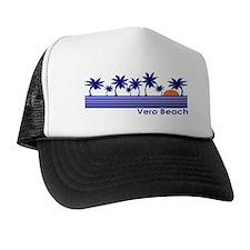 Vero Beach, Florida Trucker Hat