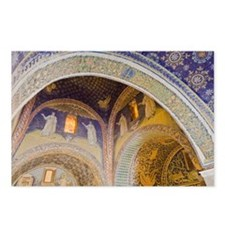 Mausoleum of Galla Placid Postcards (Package of 8)