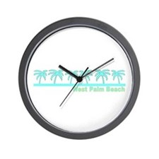 West Palm Beach, Florida Wall Clock