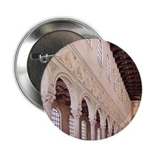 "Basilica of Sant'Apollinare in Classe 2.25"" Button"