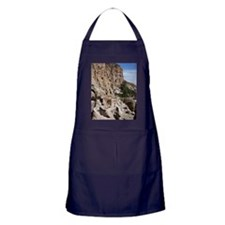 Bandelier National Monument, New Mexi Apron (dark)