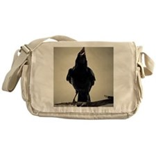 Crow Messenger Bag