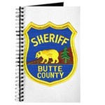 Butte County Sheriff Journal