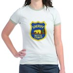 Butte County Sheriff Jr. Ringer T-Shirt