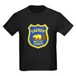 Butte County Sheriff Kids Dark T-Shirt