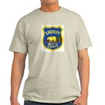 Butte County Sheriff Light T-Shirt