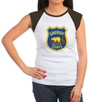Butte County Sheriff Women's Cap Sleeve T-Shirt