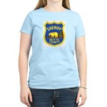 Butte County Sheriff Women's Light T-Shirt